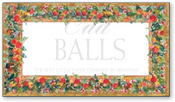 Product Image For Gilt Botanical Reply Card